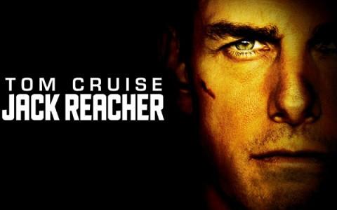 With award season beginning, Jack Reacher definitely NOT a