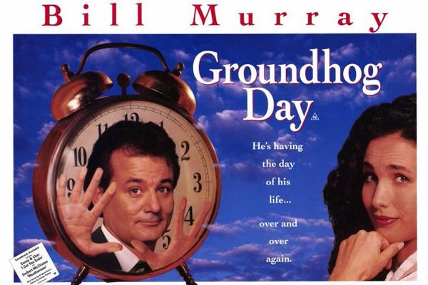 This February 1, revisit the classic Groundhog Day