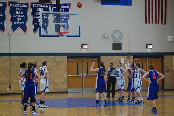 Two point loss cannot mar 24-5 girls basketball season