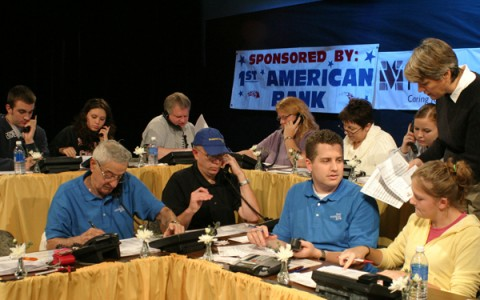 Better late than never; Telethon returns February 23