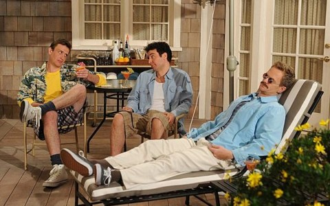 How I Met Your Mother: Weekend at Barney's