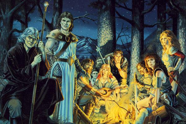Dragonlance Chronicles brings back an all-time classic