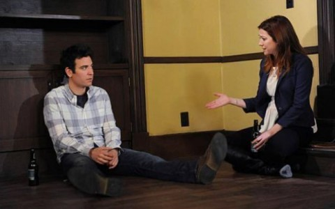 How I Met Your Mother: Something old and something new
