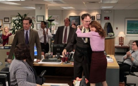 The Office: Living the dream
