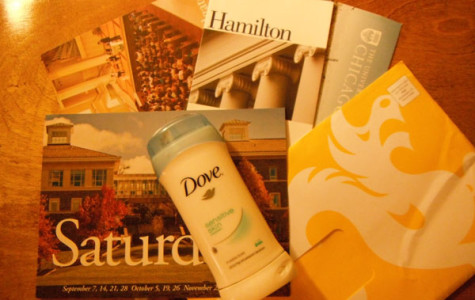 What does this stack of letters and deoderat have to do with each other? Economics!