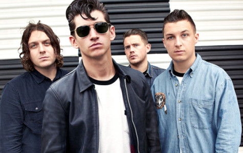 AM by Arctic Monkeys may wake us all up