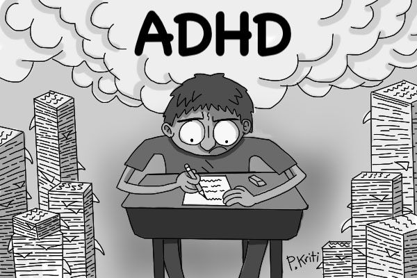 COLUMN:  Be aware of ADHD's effect on students' daily lives