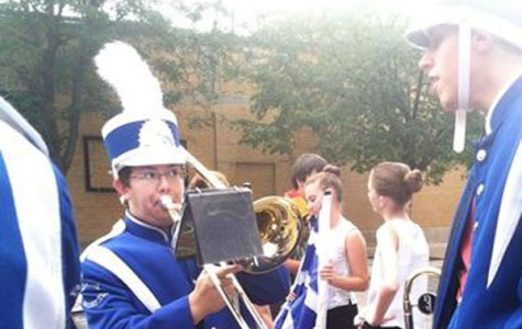 RB's band has a nearly twenty year history performing in the Von Steuben Day Parade.