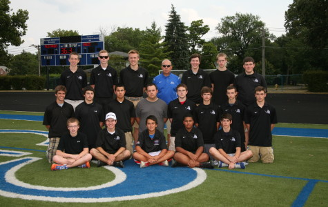 The Boys Golf team had a great season, and looks to the future for more to come!