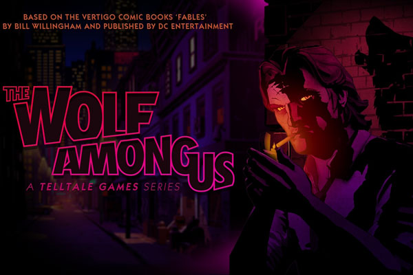 Wolf Among Us:  Smoke and Mirrors delivers the goods