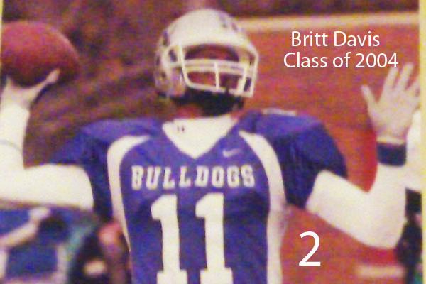 Brandon Davis, Class of 2004