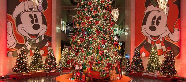 The Grand Tree at the Museum of Science and Industry
