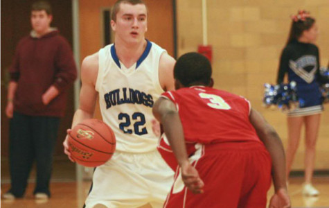 Will Kincanon came up clutch against Brother Rice, as he hit the go ahead three with about 2:00 left on the clock.