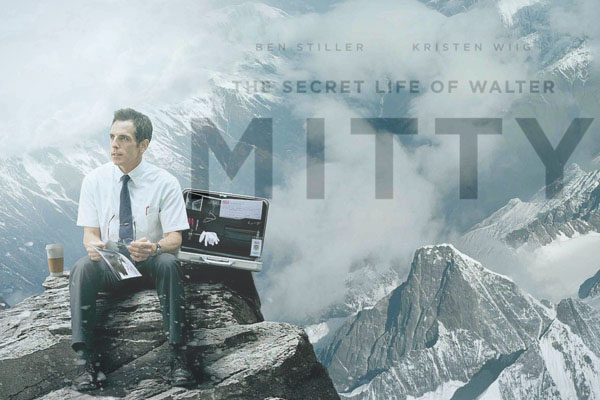 Walter Mitty's life - Utterly Interesting