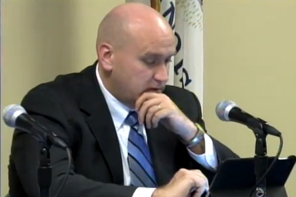 Superintendent Kevin Skinkis discusses adjustments to the 2013-2014 calendar