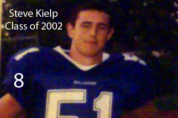 Wall of Fame #8: Steve Kielp