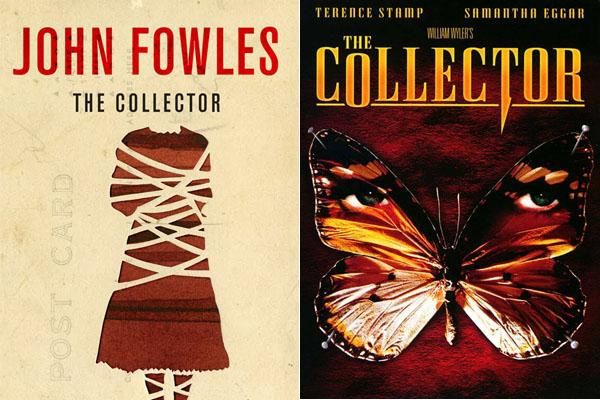 From Book to Film: The Collector