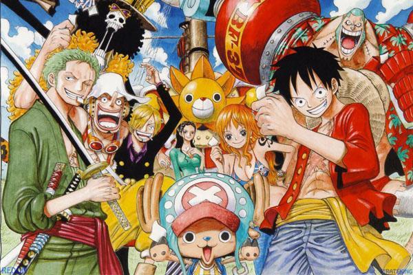 #6 - One Piece