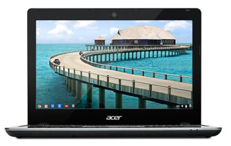 Chromebooks already impacting teachers