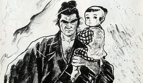 #4 - Lone Wolf and Cub