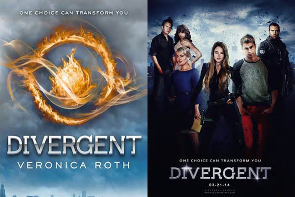 From Book to Film: Divergent