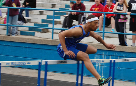 Track continues its winning ways with a win at Bulldog Relays