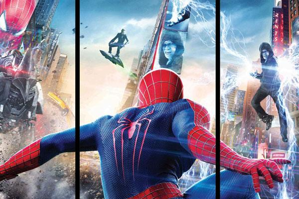 Hopefully Amazing Spiderman 2 gets the amazing right