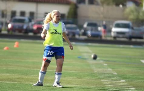 Girls' soccer presses on after shaky 0-3 start