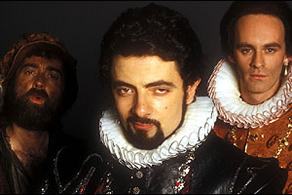 Blackadder - Huzzah and Hurrah!
