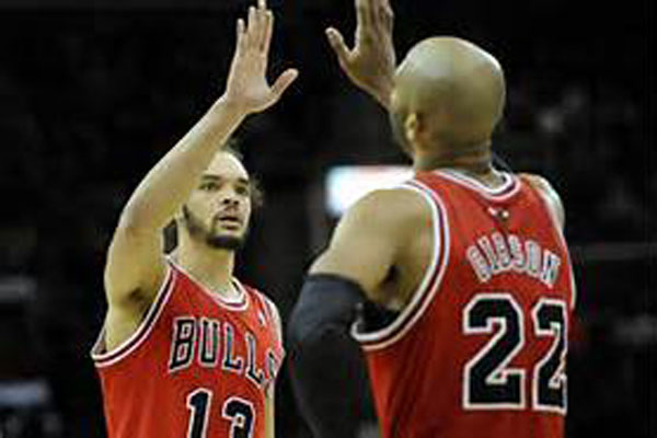 Taj and Joakim's defense will be key to winning games in the playoffs. But how will the other teams look versus the Bulls. Welcome to THE RED LINE!