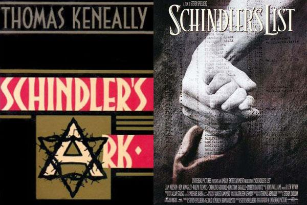 From Book to Film: Schindlers List