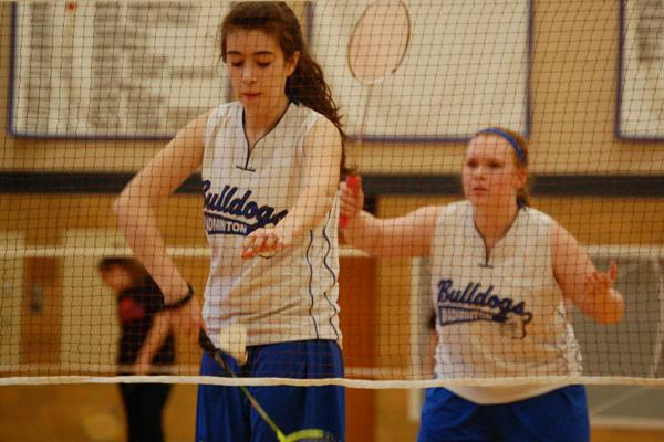 Badminton sets stage for next year