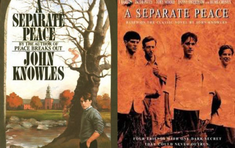 From Book to Film: A Separate Peace