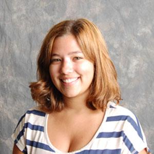 Senior Goodbye:  Rebecca Rusiecki