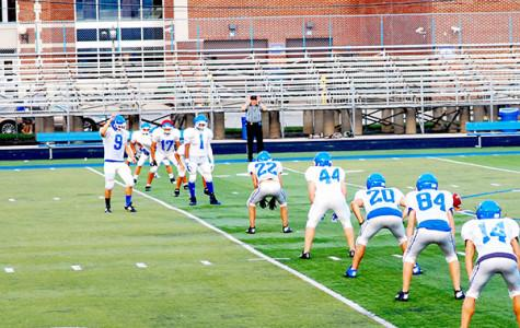 SLIDESHOW:  Dog Days scrimmage game