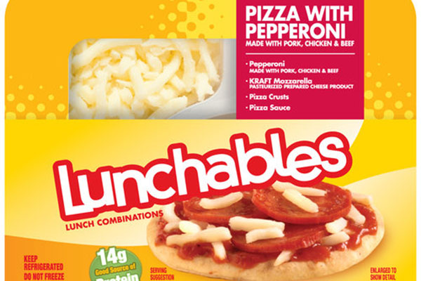 Behold the holy grail of nostalgia food:  the lunchable.