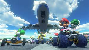 Mario Kart 8 drives you up the walls... in a good way