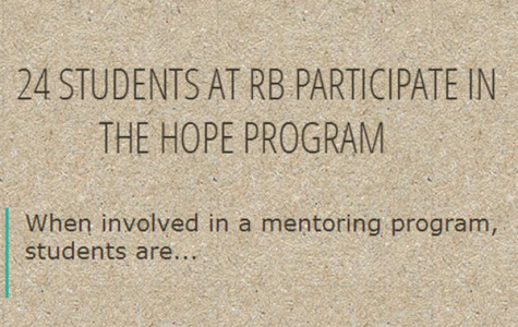 Mentoring gives students HOPE