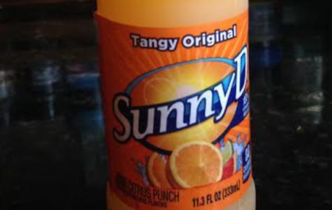 Flipping out for Sunny D