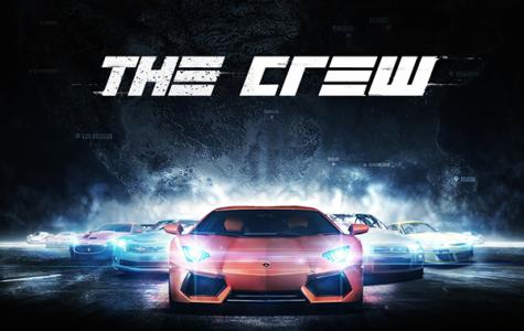 Racing with The Crew
