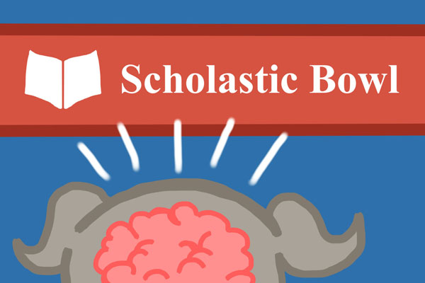 What music do you listen to if you have to answer endless trivia questions?  Scholastic Bowl members share their song picks.