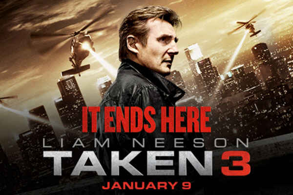 Get Taken to the end of a great series