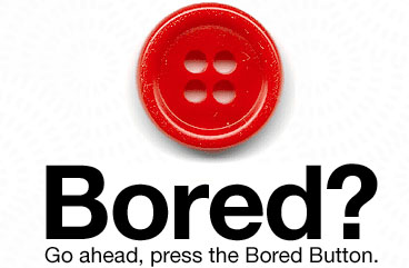 Weird of the Web: Bored?  Press the button!
