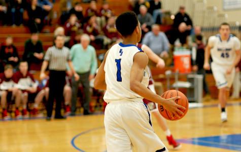Junior Daniko Jackson had 6 points and 8 assists against Ignatius.