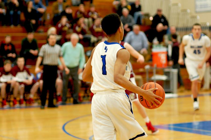 Junior Daniko Jackson had 6 points and 8 assists against Ignatius.