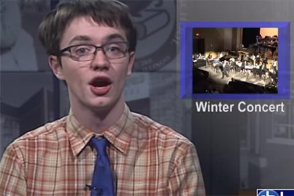 Colin Hughes looks back at the Winter Concert on this week's edition of Things You Need to Know.