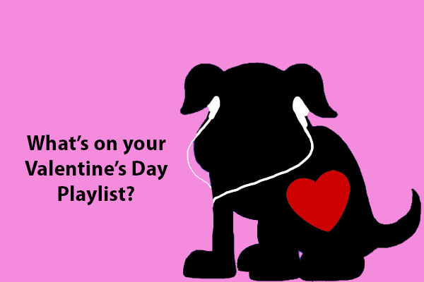 Clarion picks what they'll be listening to on Valentine's Day.