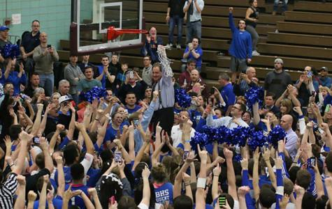 RB Coach Tom McCloskey  finally got over the hump and won RB its first Sectional Title