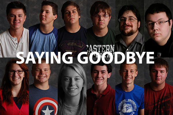 It's been quite a ride.  Say goodbye to the Clarion sponsor and senior staff.