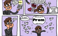Komix by Kritikos: Promposal